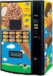 Good Humor Vending Machine