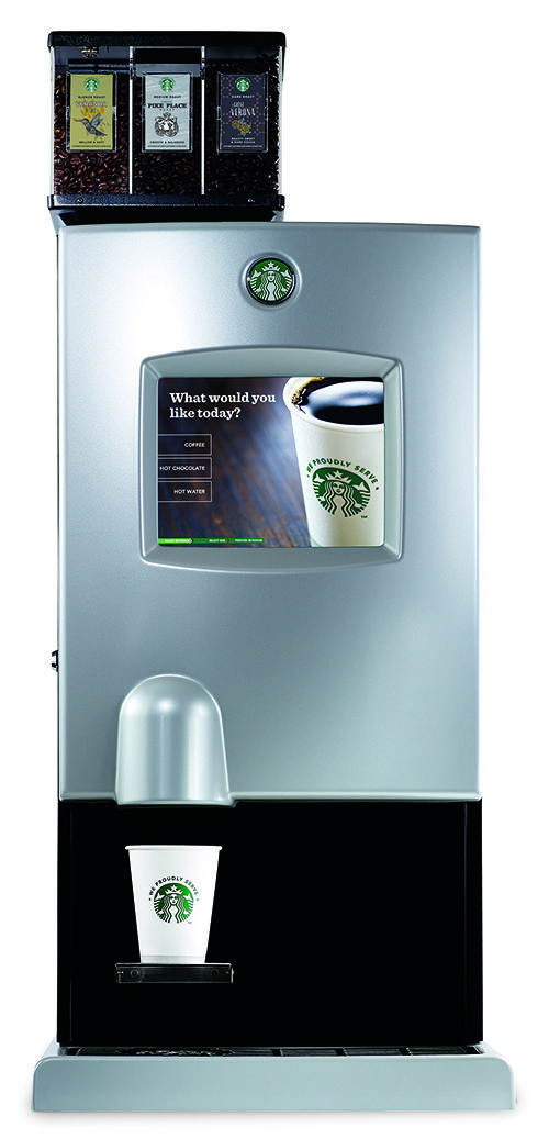 Starbucks Interactive Cup Brewer