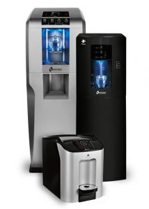 Waterlogic filtered water